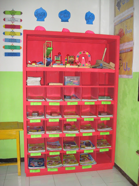 Ruang Kelas Tk Quot Idaman Bangsa Quot Elementary School Pohsangit Kidul 2 Probolinggo City East Java