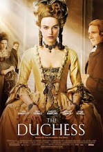 THE DUCHESS (2008) CAST: Keira Knightley, Ralph Fiennes, Dominic Cooper, Hayley Atwell.