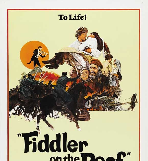Singin And Dancing Back In Time Fiddler On The Roof 1971