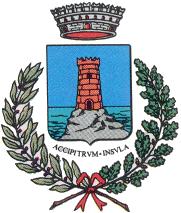 Escudo de una isla de asentamiento ligur-tabarchino