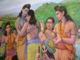 श्री राम भरत जी का मिलन
