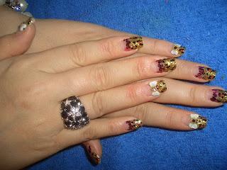 Arte Nail Art Japones Arte Nail Art Japones japanese nails art 7