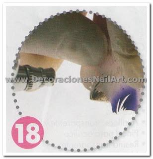 Diseño Práctico y fácil de hacer en uñas acrílicas (AEROGRAFíA) Diseño Práctico y fácil de hacer en uñas acrílicas (AEROGRAFíA) Dise 25C3 25B1os de U 25C3 25B1as 48