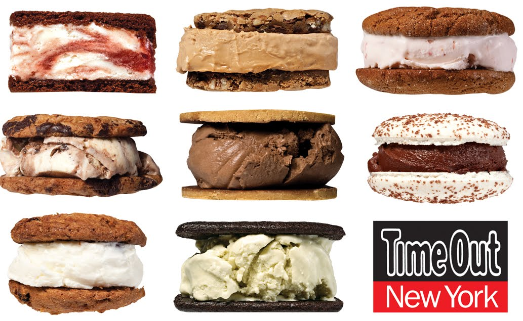 the super secret clubhouse ice cream sandwiches