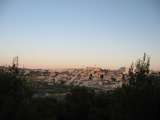 Bethlehem from Tantur