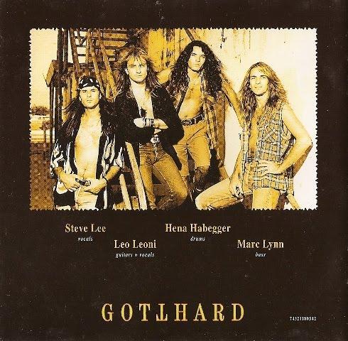 GOTTHARD ( Hard US / Hard Mélodique / AOR )  - Page 2 Gotthard+-+Dial+Hard