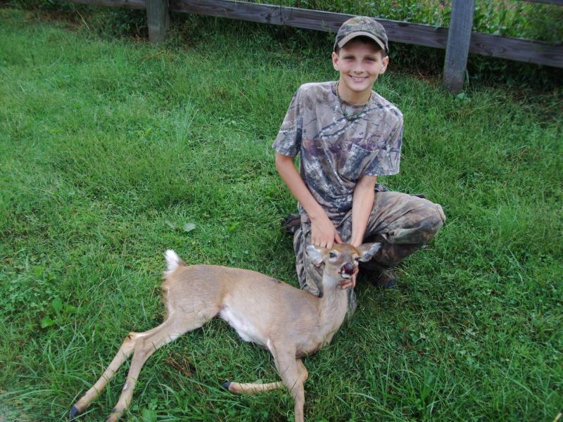 Pursuit Hunting 2010