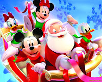 Free Mouse mouse Christmas wallpapers