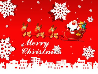 Christmas wallpapers of little child