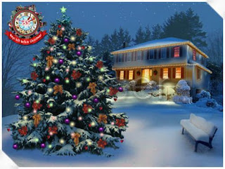 Animated 3d Christmas Wallpapers