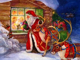beautiful design of Christmas Wallpapers