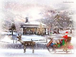 For Your Desktop - Xmas Backgrounds