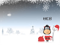latest Christmas Wallpaper 800x600