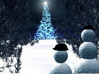 Christmas Lighting Wallpapers