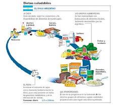 ÓVALO NUTRICIONAL ARGENTINO.