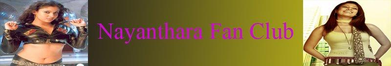 Nayanthara Fan Club
