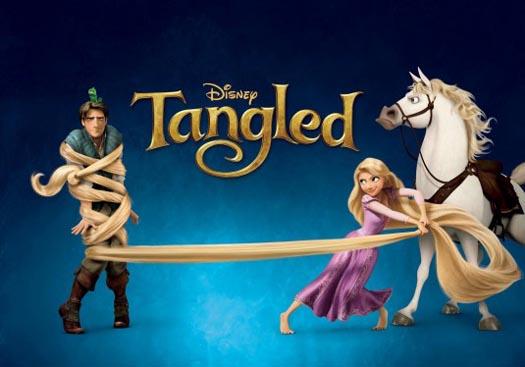 Tangled movie online