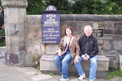 Mom and Dad -Water of Leith