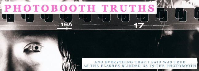 Photobooth Truths