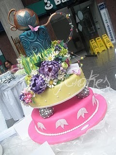 Proyectos 5ta  Gran Exposici  N Fashion Cake By Mechy