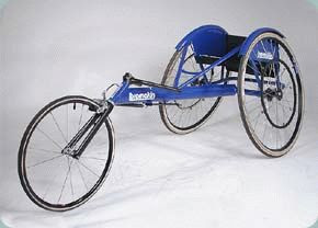 Bromakin Racing wheelchair