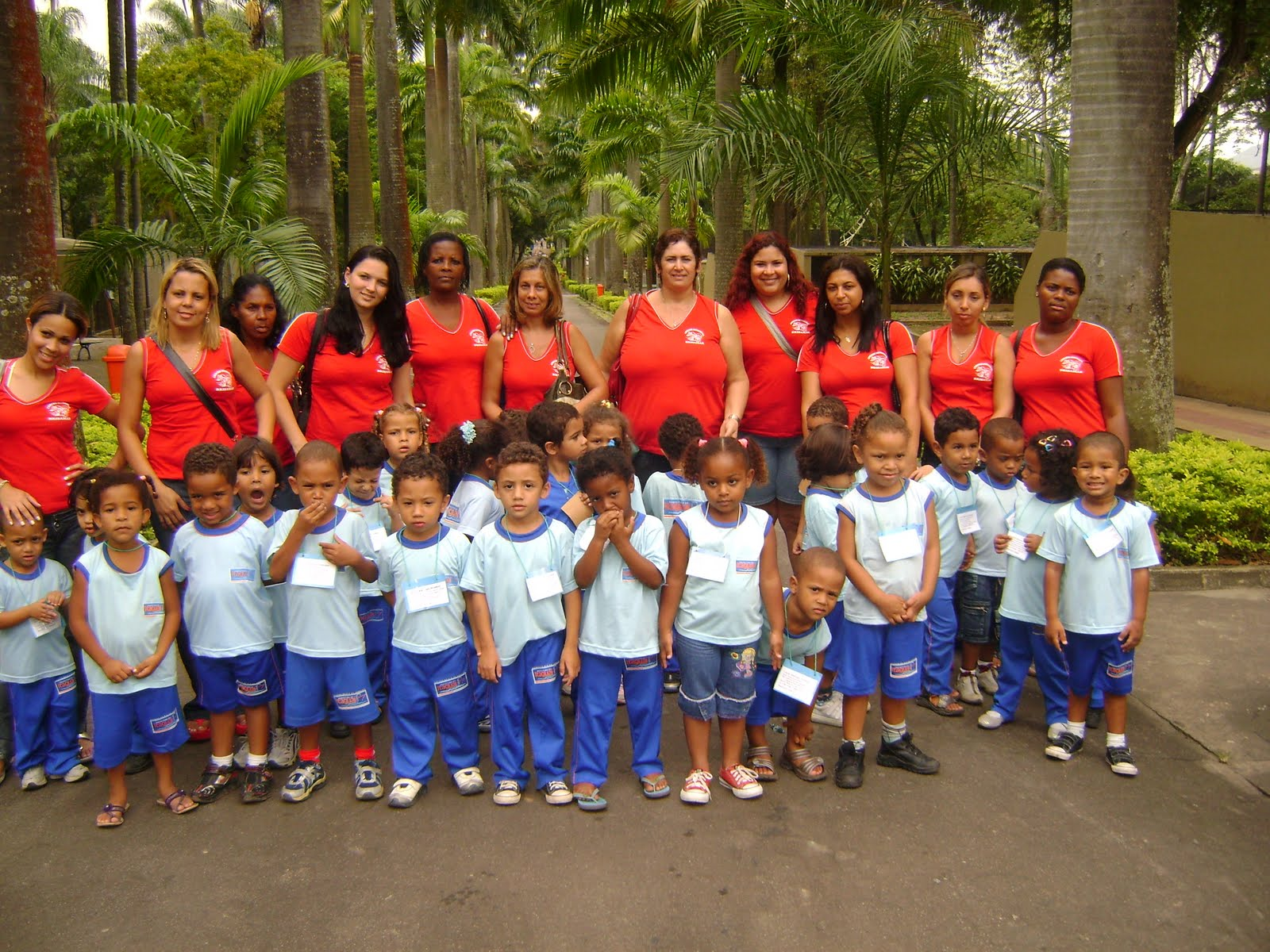 festa jardim zoologico: Municipal Brisamar – Passeio ao Jardim Zoológico e Festa da criança