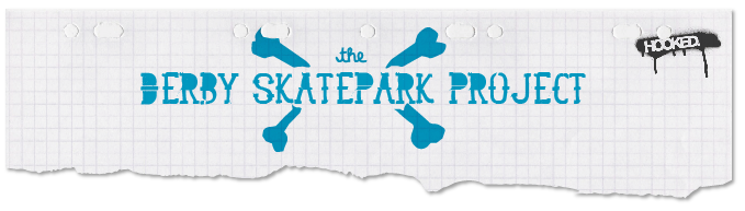 The Derby Skatepark project