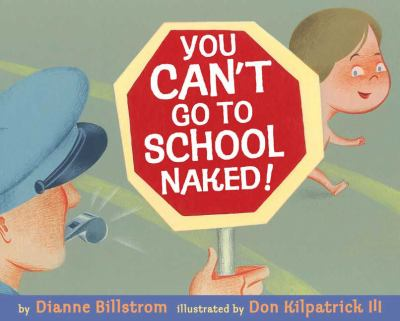 You Cant Go To School Naked! - YouTube