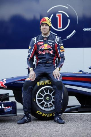 Sebastian Vettel Fan Februar 2011