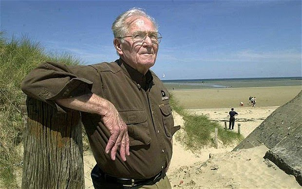 Dick winters passed away