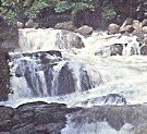 Huai Kasien Waterfall