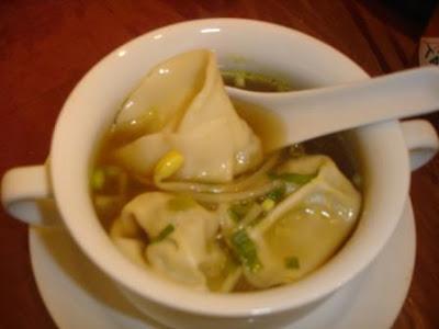 of vegetable dumpling soup vegetable dumpling soup 1 packet dumpling ...
