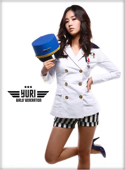 Birth name: Kwon Yuri (Hangul: 권유리; Hanja: 權侑利)