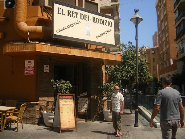 Churrascaria em Málaga