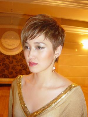 short hair cuts for women. Blonde Short Hair Styles