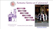 Junta Mayor de Semana Santa de Calatayud (Zaragoza)