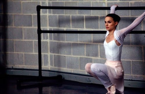 black swan. the first film in a long time to send genuine chills down my