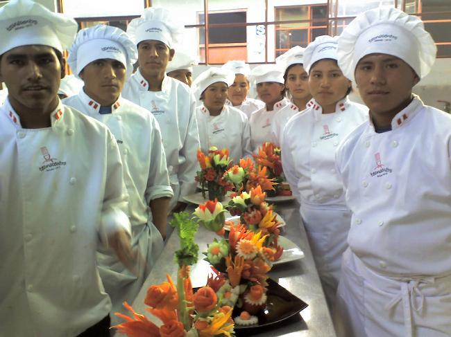 escuela de chef en el peru: