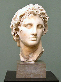 Alexander the Great, Alexandria