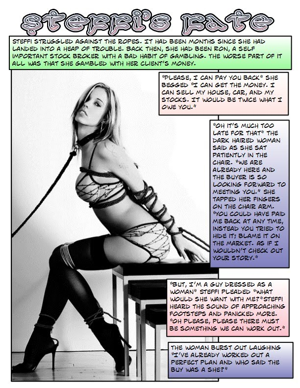 Forced Feminization Captions Blog http://skylar123captions.blogspot.com/2010_06_01_archive.html