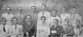 Fundadores do Rotary Club de Crato