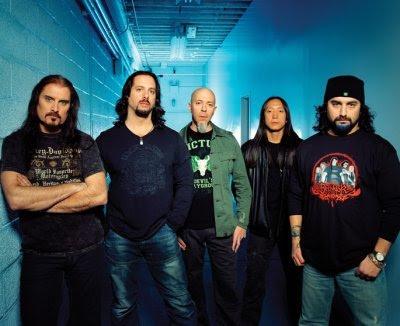 Mengenal Personil Dream Theater Dream-theater