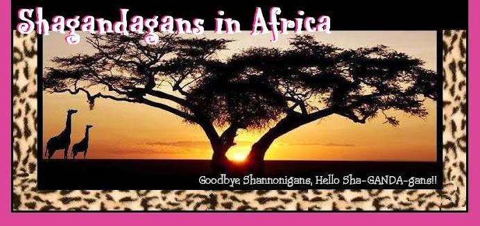 Shagandagans in Africa