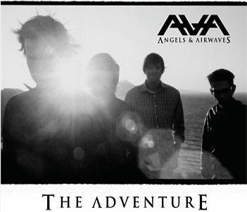 The Adventure- Angels and Airwaves Lyric Video - YouTube