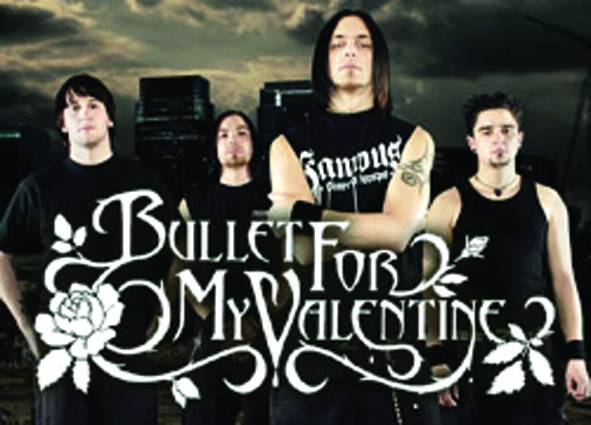 bullet for my valentine new album 2010