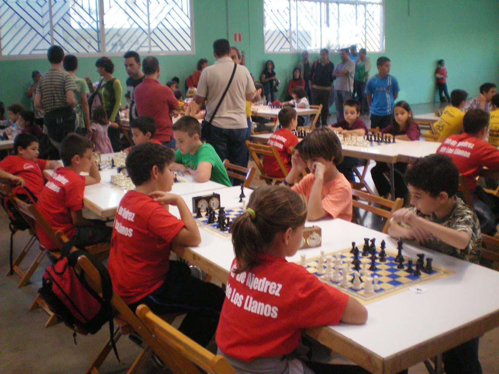federacion insular ajedrez gran canaria: