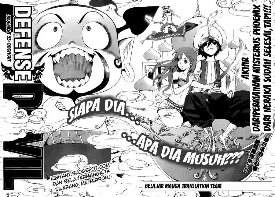 Komik defense devil 081 - dogfight 82 Indonesia defense devil 081 - dogfight Terbaru 1|Baca Manga Komik Indonesia|