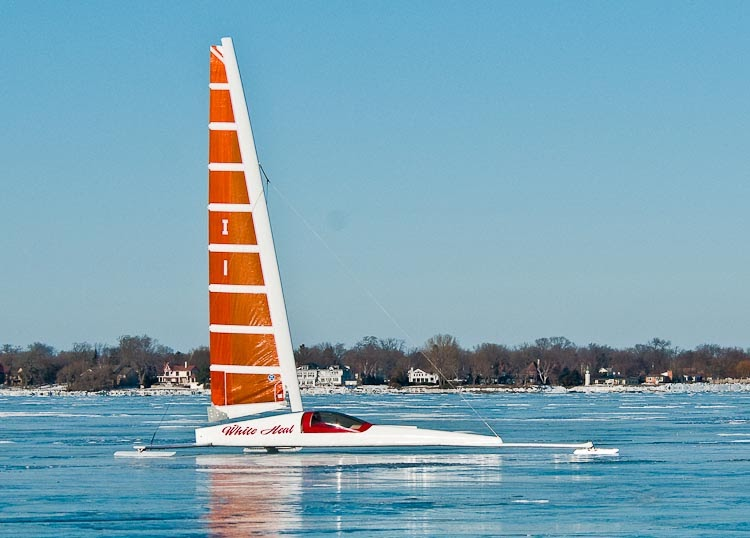 Looking for Dn iceboat plank for sale | got plans