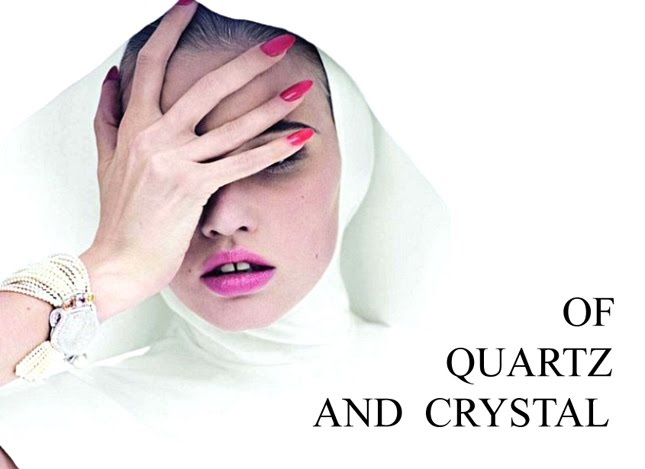 OF QUARTZ AND CRYSTAL