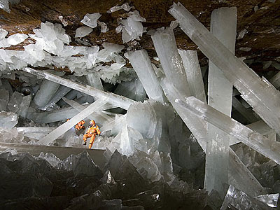 Fenomena Cave of the Crystals
